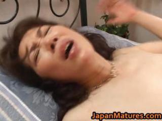 eri nakata japanese aged lady engages part11