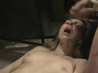 aged amateur wife facial and masturbating