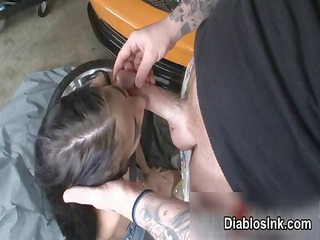 excited alt gal with lots of ink engulfing part10