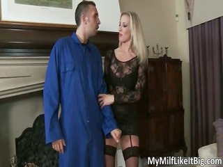 blonde slut with worthwhile titties rebecca moore