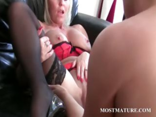 bitchy blonde lesbo dildoes aged cunt