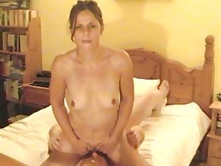 british ex-gf facesitting and cumming