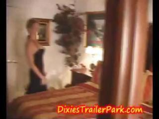 Busty milf housewife is getting seduced and