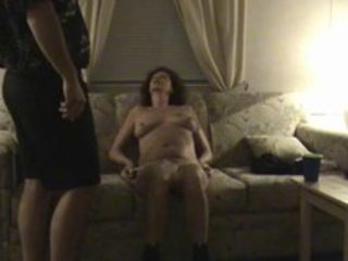 older hooker smokin and riding