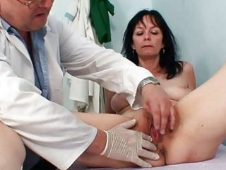 amateur milf bawdy cleft checkup by ribald gyn