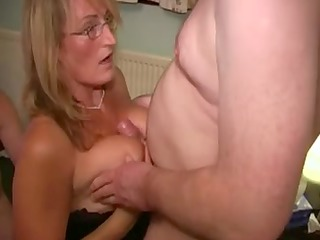 british wench mother loves cum facual cumshots