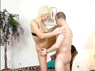 german mature couple