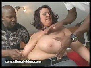 latin chick wife acquires dped by big dark cocks