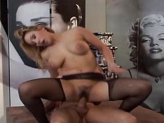 veronica belli - super italian sexy mother i