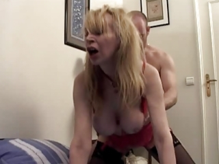 older marie-therese is fucked in all holes (by