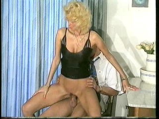 Sexy Blonde German Mother
