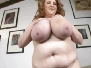 aged plump bitch around oustanding chest