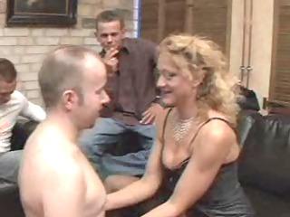 GANG CELEBRATION FOR A FINE LADY 1