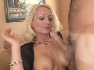 Natasha Stone mature anal