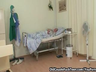 grandpa bonks hawt sexually excited nurse