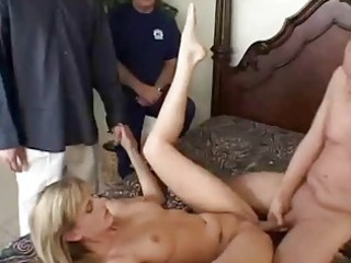 slim hot wife fucked by stranger