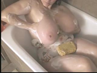 a redhead-big nice-looking woman-mother id like