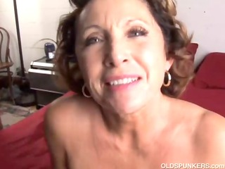 gorgeous aged sweetheart loves to fuck