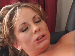 Laura taking in her milf butt