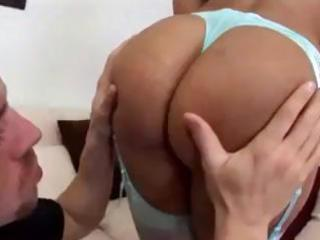 brunette mother i lisa ann invites her son-in-law