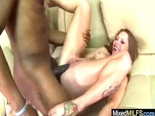 bitch hawt hawt breasty milf receive dark mamba