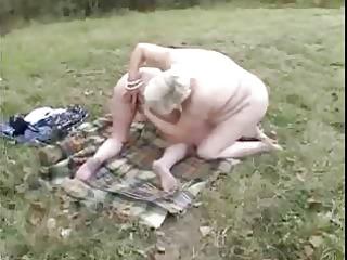non-professional old lesbians having enjoyment
