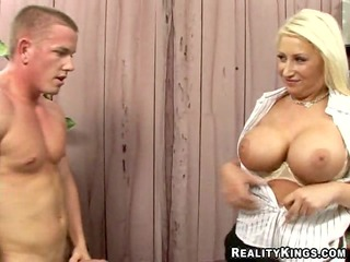 candy manson acquires her mother i cum-hole healed