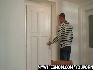 Ooops, my wife is home!..