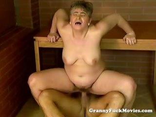 indecent granny public pounding
