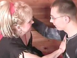 Hot russian mom