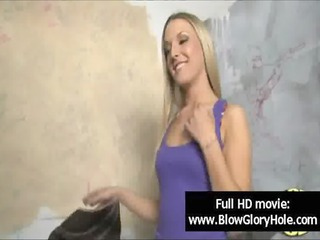 gloryhole - hawt breasty babes love sucking
