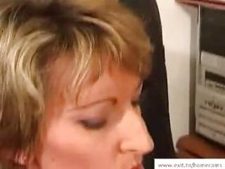 aged stella in her homemade masturbation movie
