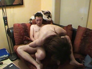making anal love to his wife for mutual big o