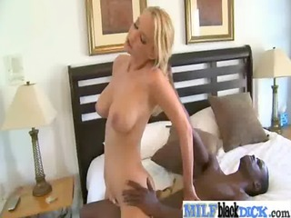 naughty sexually excited breasty milf bonks