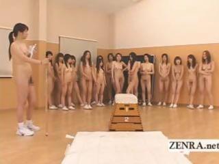 nudist japan futanari dickgirls and milf gym