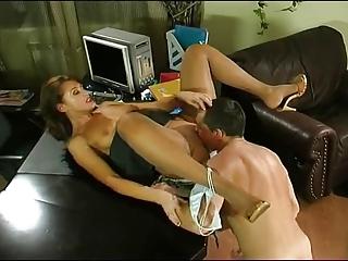 Mommy seducing Sons friend