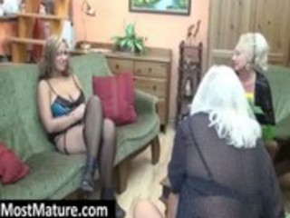 d like to fuck teasing a lesbo granny