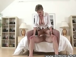 cock bouncing lady sonia ejaculation