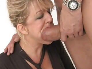 worthwhile looking breasty wife got double screwed