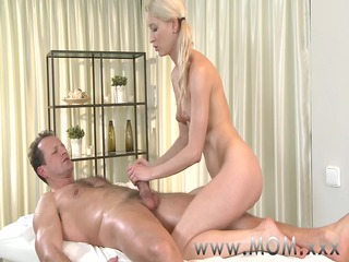 mama golden-haired mother id like to fuck rubs