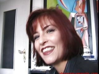 shy redhead d like to fuck shows marangos after
