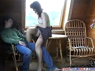 experienced mommy screwed by son part 10