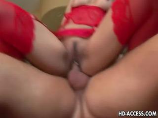 Bubble butt slut Mika Kami riding cock!