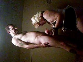 milf sucking young boy pounder in motel