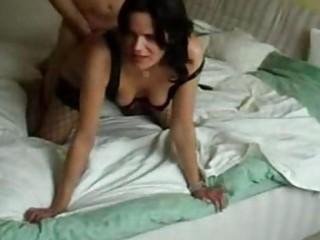 mature wife cum in face