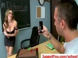 110-big boob d like to fuck teacher having wild