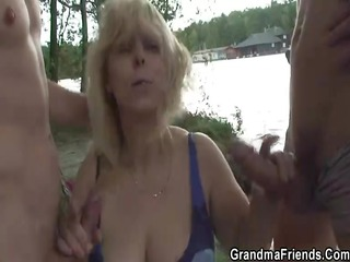 granny takes 5 weenies from one as well as the
