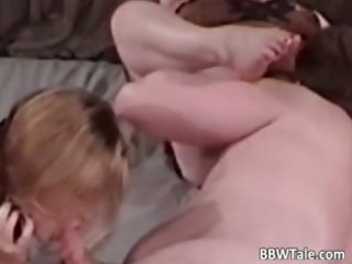 big beautiful woman mature blondes share one