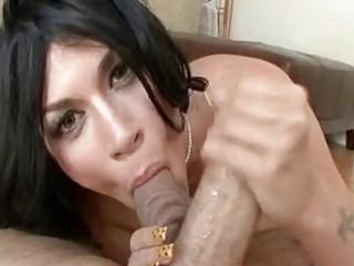 balls licking pale brunette mother i in high