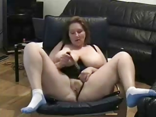 older fingering watching a porno.